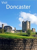 Visit Doncaster brochure cover from 24 January, 2017