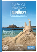 Visit Guernsey brochure cover from 27 October, 2015