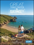 Visit Guernsey brochure cover from 13 April, 2017