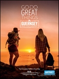 Visit Guernsey brochure cover from 29 June, 2018