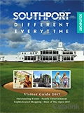 Visit Southport brochure cover from 20 January, 2017