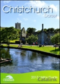 Christchurch and Rural Dorset brochure cover from 15 May, 2013