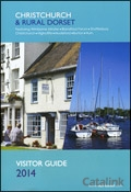 Christchurch and Rural Dorset brochure cover from 19 December, 2013