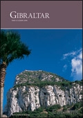 Welcome to Gibraltar brochure cover from 24 December, 2010