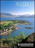 Explore Scotland: The Dumfries & Galloway Where to Stay Guide brochure cover from 24 July, 2007