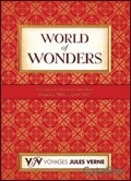 Voyages Jules Verne - World of Wonders brochure cover from 04 January, 2016