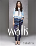 Wallis catalogue cover from 02 September, 2014