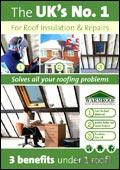Warmroof Systems catalogue cover from 11 September, 2007