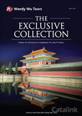Wendy Wu Tours - Exclusive Collection brochure cover from 24 September, 2015