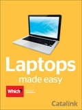 Which? Easy Use Laptops brochure cover from 18 June, 2015