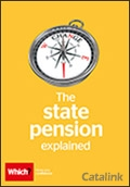Which? State Pension explained brochure cover from 15 February, 2016