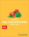 Which? Grow your own Veg Fruit and Herbs brochure cover from 18 June, 2015