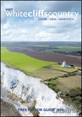 White Cliffs Country brochure cover from 21 March, 2016