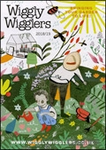 Wiggly Wigglers Gardening brochure cover from 23 May, 2018