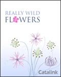 Really Wild Flowers catalogue cover from 01 April, 2011