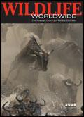 Wildlife Worldwide catalogue cover from 20 March, 2008