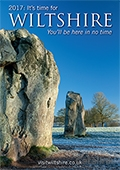 2018 Time for Wiltshire brochure cover from 20 December, 2016