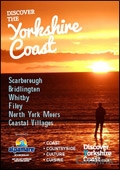 Yorkshire Coast Visitor Guide 2016  brochure cover from 03 December, 2015