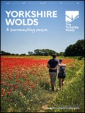 Yorkshire Wolds & Surrounding Area brochure cover from 03 January, 2018