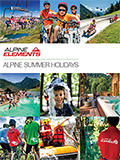 ALPINE ELEMENTS - ALPINE SUMMER BROCHURE