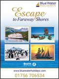 Blue Water Holidays - Escape to Faraway Shores Brochure
