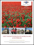 Great Rail Journeys - Battlefields  Brochure