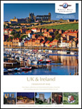 GREAT RAIL JOURNEYS - UK AND IRELAND BROCHURE