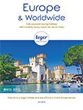 European and Worldwide Holidays by Leger Brochure