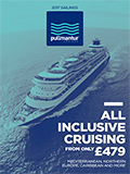 ALL-INCLUSIVE CRUISES BY PULLMANTUR BROCHURE