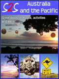 S2S - AUSTRALIA & THE PACIFIC HOLIDAYS  NEWSLETTER