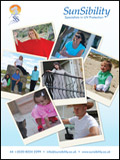 Sunsibility UV protective clothing Catalogue