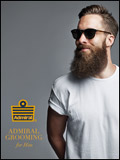 Beard Care from Admiral Grooming  Newsletter