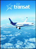 AIR TRANSAT - CHEAP FLIGHTS TO CANADA  NEWSLETTER