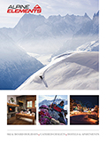 ALPINE ELEMENTS - WINTER SNOW BROCHURE