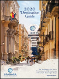 AZAMARA CRUISES  NEWSLETTER