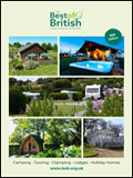 BEST OF BRITISH TOURING & HOLIDAY PARKS BROCHURE