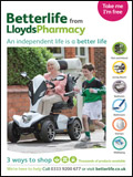Betterlife from Lloyds Pharmacy Catalogue