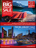 CANADIAN AFFAIR - JANUARY SALE BROCHURE