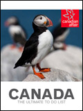 THE ULTIMATE CANADIAN EXPERIENCE BY CANADIAN AFFAIR BROCHURE