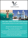 CAPE VERDE CRUISES BROCHURE