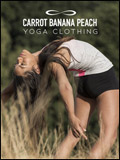 Carrot Banana Peach Activewear