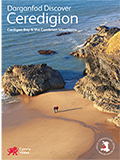 CEREDIGION CARDIGAN BAY & THE CAMBRIAN MOUNTAINS BROCHURE
