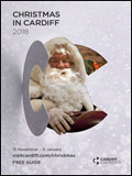 CHRISTMAS IN CARDIFF BROCHURE