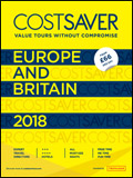 Trafalgar Cost Saver Europe and Britain 2018