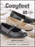 Cosyfeet Footwear Catalogue