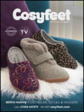 Cosyfeet Footwear Newsletter