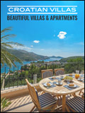 CROATIAN VILLAS  NEWSLETTER