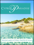 CYPRUS PARADISE  NEWSLETTER