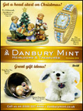 Danbury Mint - Gifts Catalogue