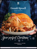 Donald Russell - Scotlands Finest Butcher Catalogue